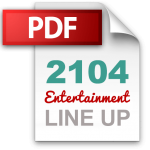 Download Entertainment Line Up